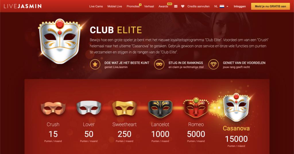 LiveJasmin Club Elite