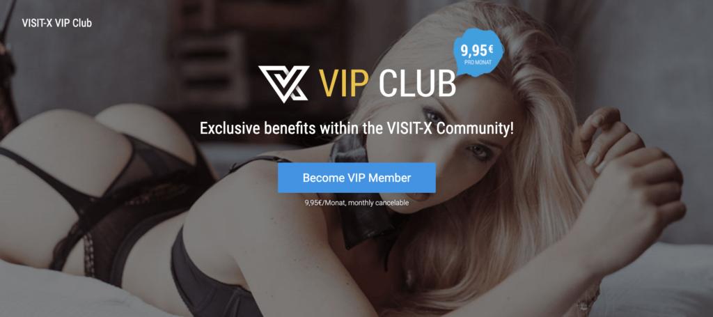 Visit-X VIP Member